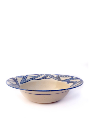 Large bowl handmade