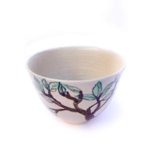 Small bowl Leaf handmade
