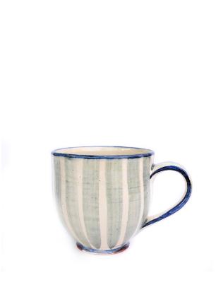 Blue stripe cup1