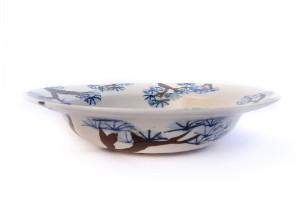 Large bowl dish