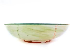 Green Handmade Round bowl