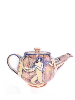 Teapot purple large2